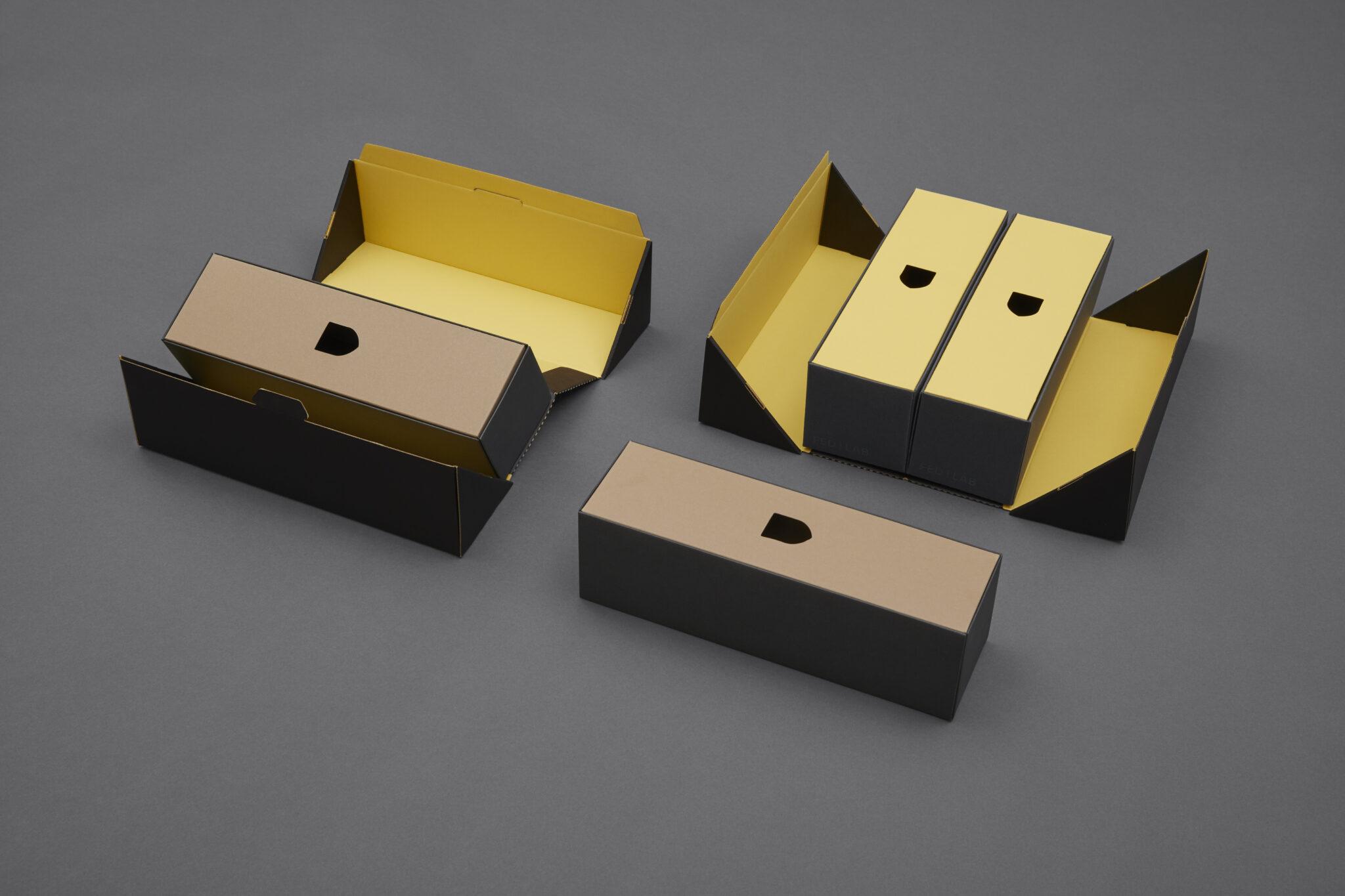 E-commerce Luxury Packaging