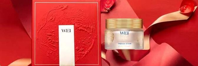 Weieast cosmetic Royal Ming
