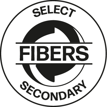 Recycled content (Selected Secondary Fibers)